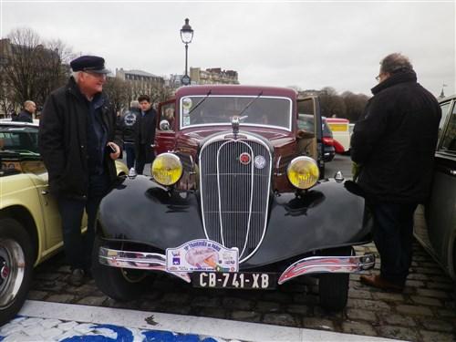 Traversée de Paris hivernale, dimanche 13 janvier 2019 Imgp5842
