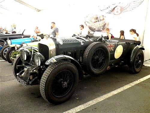 12° Classic Days  / Circuit Bugatti / 6 et 7 Juillet 2019 Imgp8059