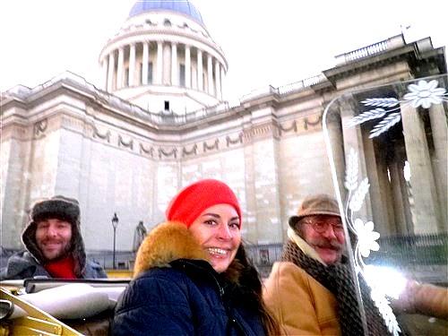 Traversée de Paris hivernale, dimanche 12 janvier 2020 Imgp9452