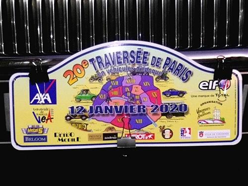 Traversée de Paris hivernale, dimanche 12 janvier 2020 Imgp9455