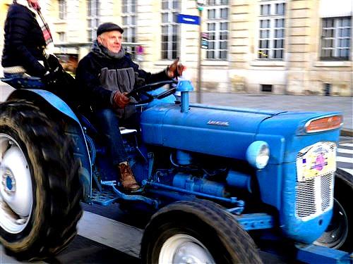 Traversée de Paris hivernale, dimanche 12 janvier 2020 Imgp9519