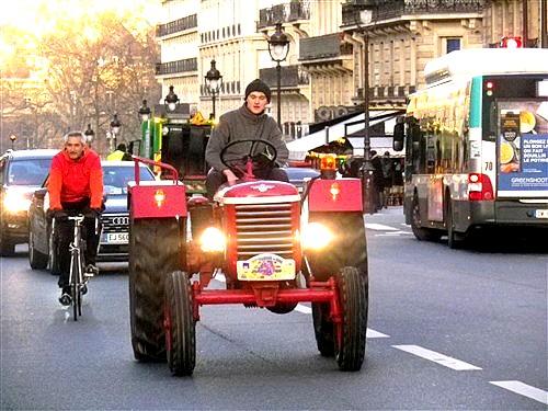 Traversée de Paris hivernale, dimanche 12 janvier 2020 Imgp9521