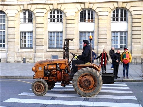 Traversée de Paris hivernale, dimanche 12 janvier 2020 Imgp9525