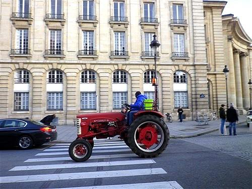 Traversée de Paris hivernale, dimanche 12 janvier 2020 Imgp9526