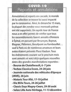 137e Rendez-Vous de la Reine - Rambouillet, 15 mars 2020 Lva111