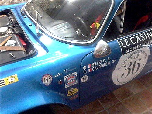 Rallye Monte-Carlo Historique 2019 Photo013