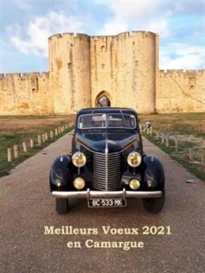 Les voeux 2021 sur le Rendez-Vous de la Reine Resize10