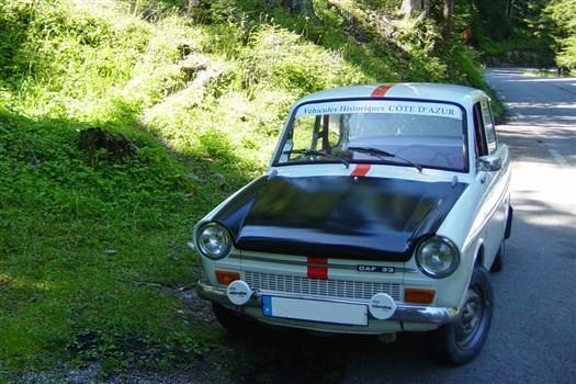 A vendre DAF 33 de 1969 Villen10