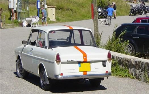 A vendre DAF 33 de 1969 Villen11