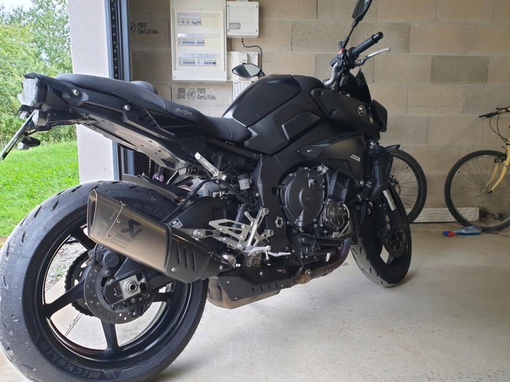 Nouvelle moto : Yamaha MT-10 20191011