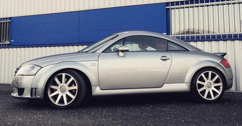 Audi tt 3,2 v6 MK1  004d3b10
