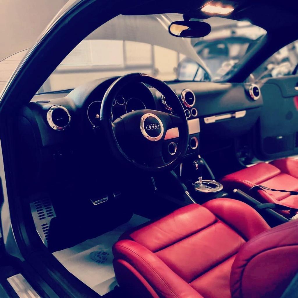 Audi tt 3,2 v6 MK1  B23c8210