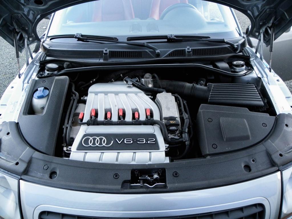Audi tt 3,2 v6 MK1  C17f2410