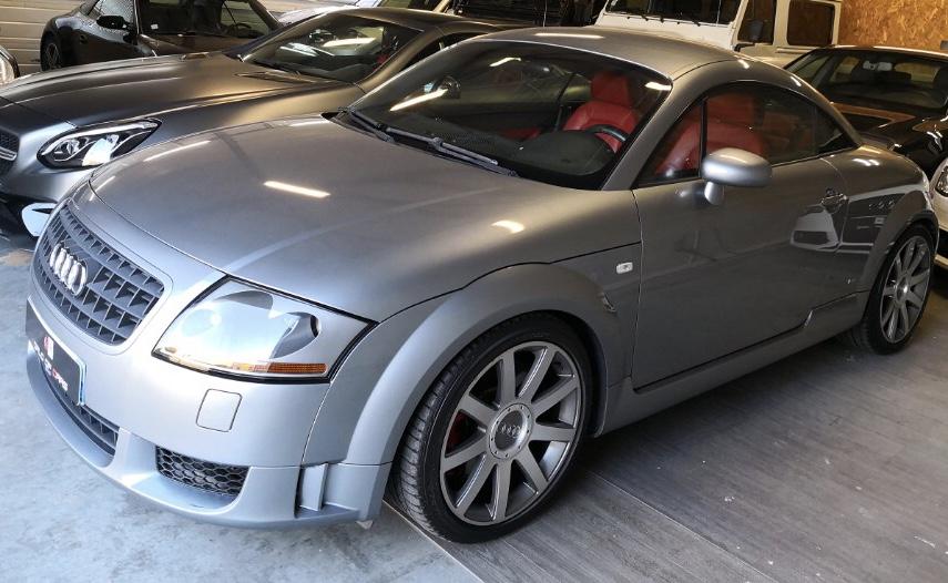 Audi tt 3,2 v6 MK1  F5179510
