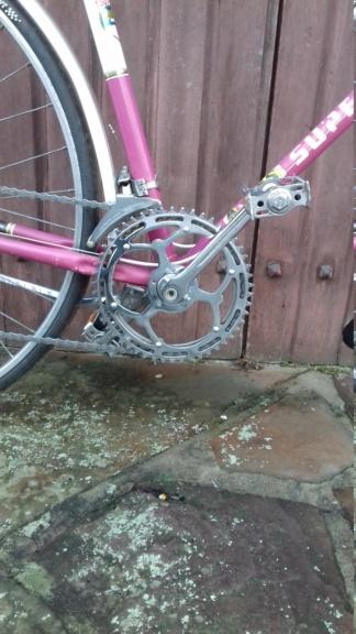 Encore un vélo Belge, un Superia. Restauration terminée :D 20191114