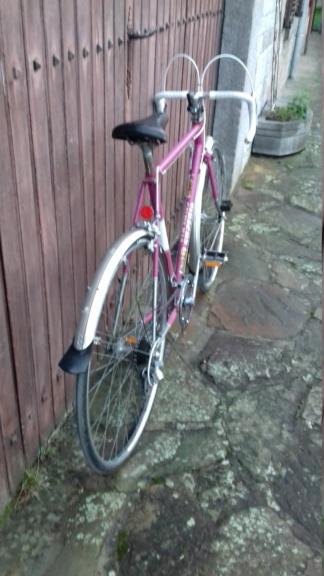 Encore un vélo Belge, un Superia. Restauration terminée :D 20191115