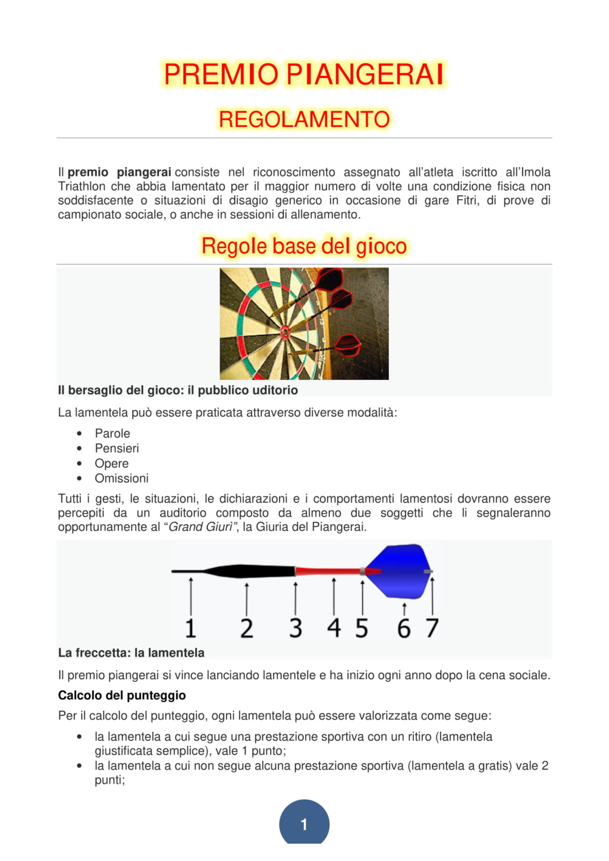 Piangerai 2019-2020 Premio16