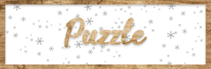 [Nowel 2019]Les puzzles Banner14