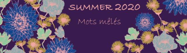 [Summer 2020] Les mots mêlés Banniz12