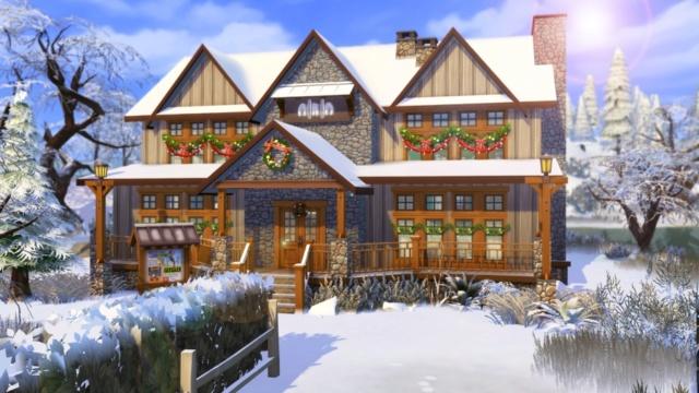 Les téléchargements sur Sims Artists - Page 38 Exteri14