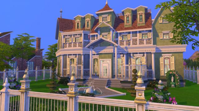Les téléchargements sur Sims Artists - Page 38 Facade17
