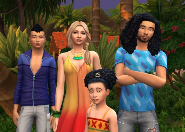 Les téléchargements sur Sims Artists - Page 40 Famill10