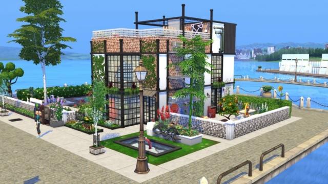 Les téléchargements sur Sims Artists - Page 41 Loft-s10