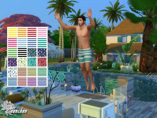 Les téléchargements sur Sims Artists - Page 37 Maillo10
