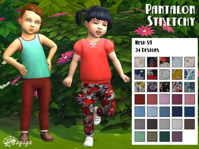 Les téléchargements sur Sims Artists - Page 38 Pantal10