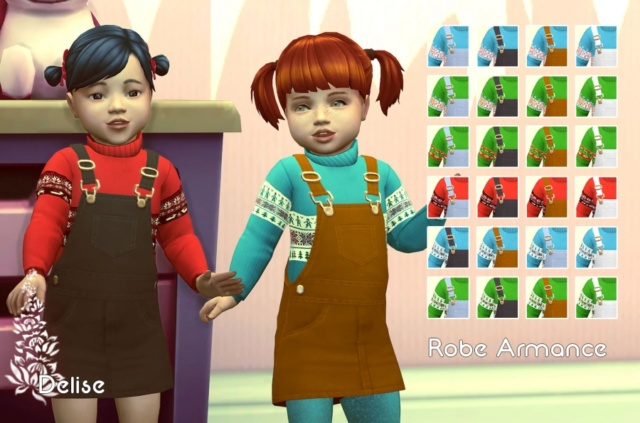 Les téléchargements sur Sims Artists - Page 38 Presen22