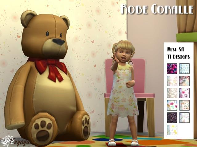 Les téléchargements sur Sims Artists - Page 37 Robe-c10