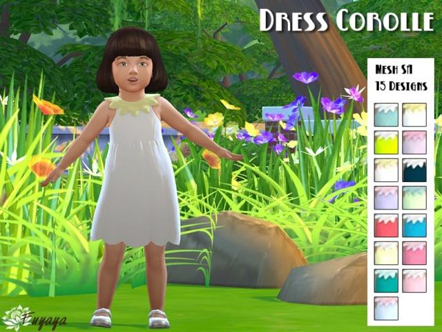 Les téléchargements sur Sims Artists - Page 37 Robe-c11