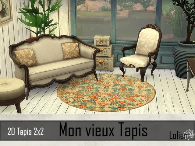 Les téléchargements sur Sims Artists - Page 37 Tapis-10