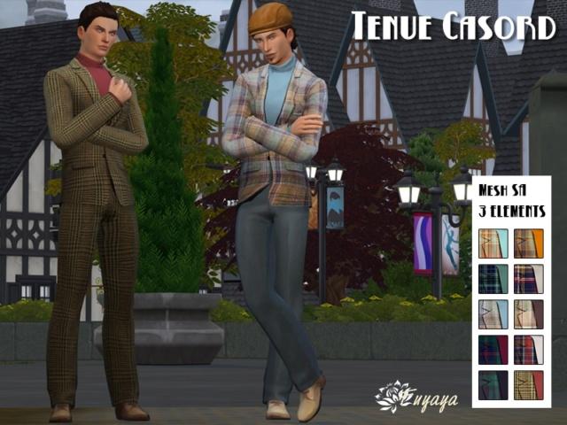 Les téléchargements sur Sims Artists - Page 39 Tenue-12