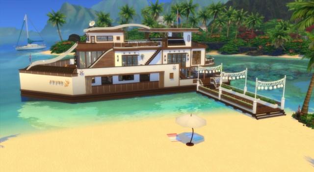Les téléchargements sur Sims Artists - Page 40 Yacht-10