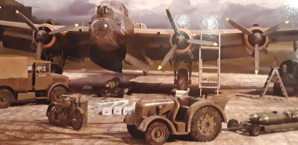 Véhicules de servitudes 1/72ème . Airfix. Airfix12