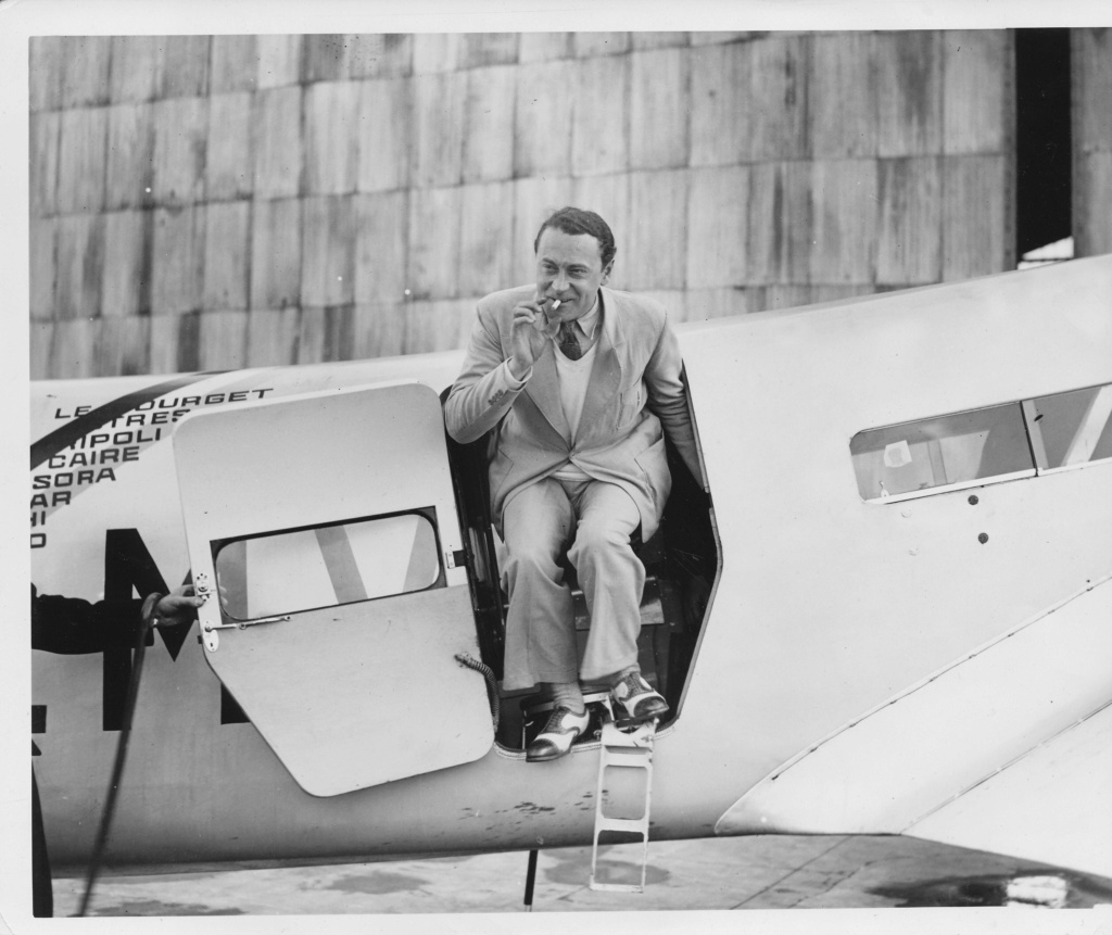 "Couzinet type 71 ARC-5 ""L'avion de Mermoz"" (1:72, SEM model) - Page 3 Biarri10"