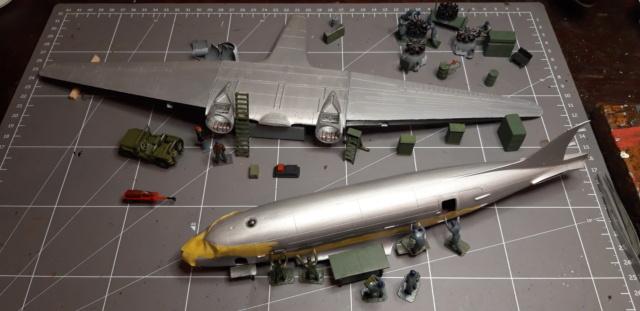 Dakota Airfix 1/72ème nouvelle boite vers 2000...?... - Page 3 Dakota11