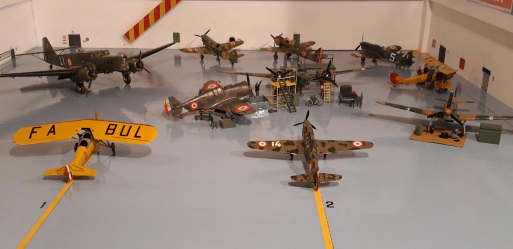 Campagne de France 06/1940.... sur une base imaginaire . Hangar11