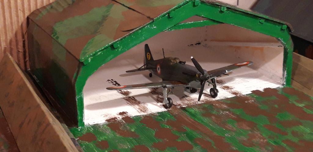 Hangar 1/72 ème pour la campagne de France . - Page 3 Hangar22