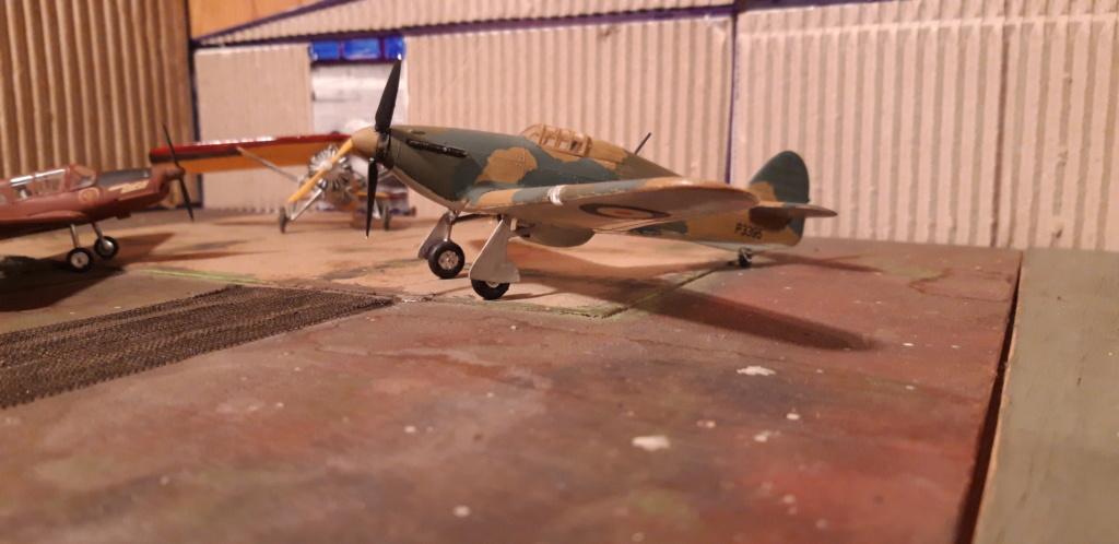 Hawker Hurricane 1/72ème.. Hurica10