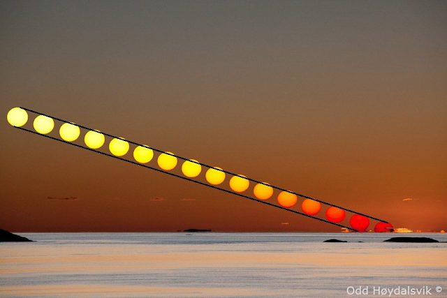 The Always Horizontal Horizon Proves Earth Flat 3d_per11
