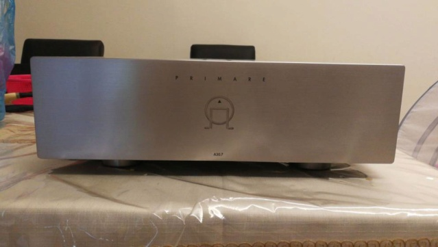 Primare A30.7 Power Amplifier (Used) Primar25