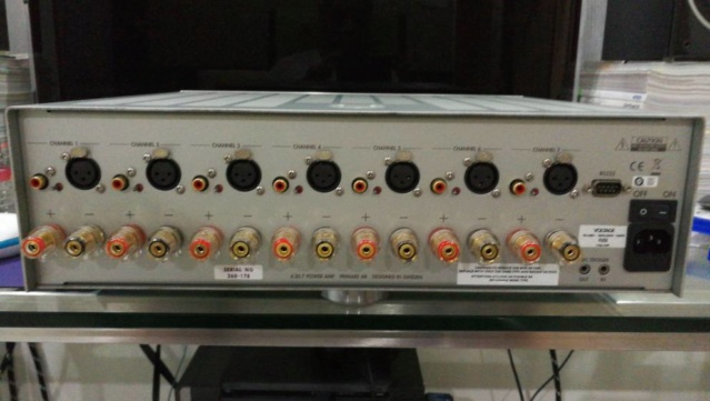 Primare A30 7 Power Amplifier (Used)