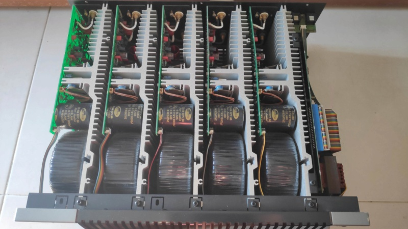 TagMclaren AvantGarde 7channel processor & 5channel power amplifier (used) Tag_mc12