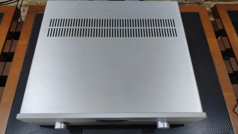 YBA Heritage A200 amplifier (used) Yba_a212