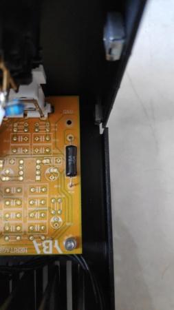 YBA Heritage A200 amplifier (used) Yba_a216