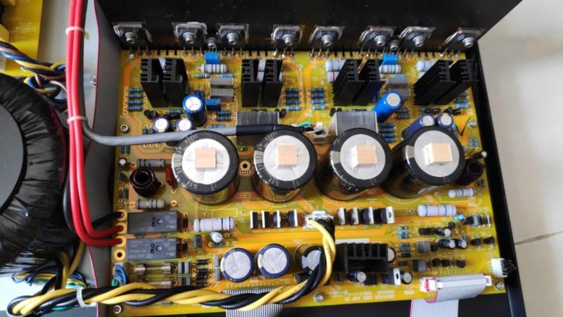 YBA Heritage A200 amplifier (used) Yba_a217