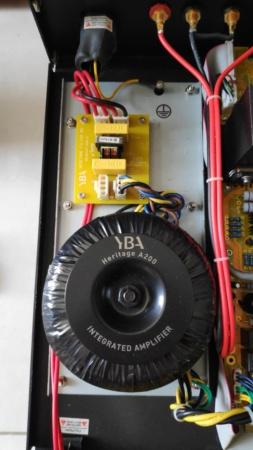 YBA Heritage A200 amplifier (used) Yba_a219
