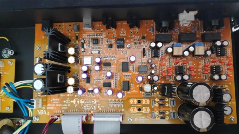 YBA Heritage A200 amplifier (used) Yba_a220